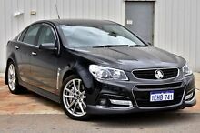 2013 Holden Commodore VF MY14 SS V Redline Black 6 Speed Manual Sedan Willetton Canning Area Preview