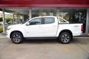 2018 Holden Colorado RG MY18 LTZ Pickup Crew Cab White 6 Speed Sports Automatic Utility Somerton Park Holdfast Bay Preview