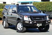 2011 Isuzu D-MAX MY11 LS-M Bronze 4 Speed Automatic Utility Acacia Ridge Brisbane South West Preview
