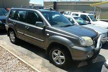 2006 Nissan X-Trail T30 II MY06 ST-S X-Treme Grey 5 Speed Manual Wagon South Gladstone Gladstone City Preview