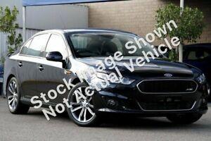 2015 Ford Falcon FG X XR6 Black 6 Speed Manual Sedan Osborne Park Stirling Area Preview