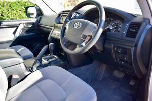 2011 Toyota Landcruiser GXL Silver 4 Speed Automatic Wagon