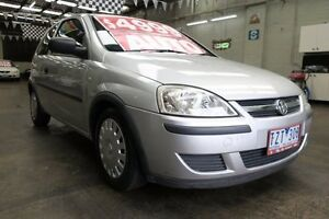 2005 Holden Barina XC (MY04.5) 4 Speed Automatic Hatchback Mordialloc Kingston Area Preview