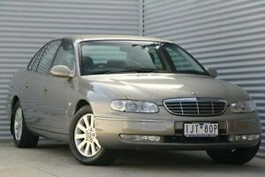 2002 Holden Statesman WH II Grey 4 Speed Automatic Sedan Thomastown Whittlesea Area Preview