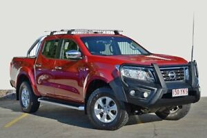 2016 Nissan Navara D23 S2 ST Red 6 Speed Manual Utility Kedron Brisbane North East Preview