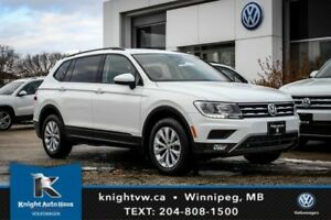 2018 Volkswagen Tiguan AWD w/ Convenience Pkg/App Connect/Backup