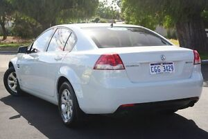 2012 Holden Commodore VE II MY12 Omega White 6 Speed Automatic Sedan Glendalough Stirling Area Preview