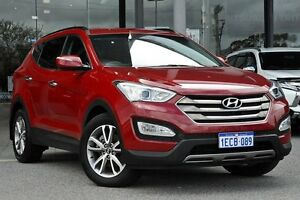 2013 Hyundai Santa Fe DM MY13 Elite Red 6 Speed Sports Automatic Wagon Melville Melville Area Preview