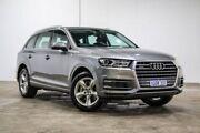 2016 Audi Q7 TDI TDI Grey Sports Automatic Wagon Welshpool Canning Area Preview