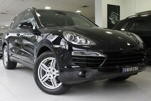 2013 Porsche Cayenne 92A MY13 Diesel Tiptronic Black 8 Speed Sports Automatic Wagon North Melbourne Melbourne City Preview