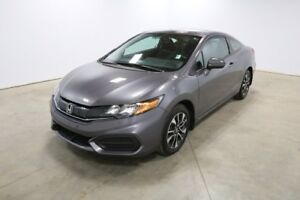2014 Honda Civic Coupe EX Accident Free,  Heated Seats,  Back-up