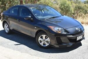 2013 Mazda 3 BL10F2 MY13 Neo Black 6 Speed Manual Sedan St Marys Mitcham Area Preview