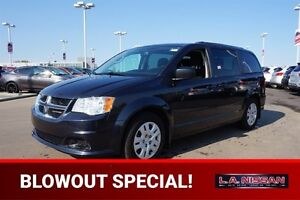 2013 Dodge Grand Caravan SE STOW AND GO 3rd Row,  Bluetooth,  A/