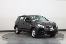 2011 Nissan Dualis J10 Series II ST (4x2) Black 6 Speed CVT Auto Sequential Wagon Smithfield Parramatta Area Preview