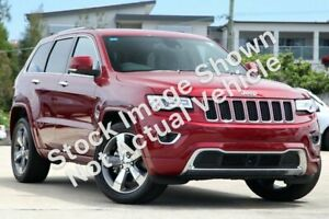2015 Jeep Grand Cherokee WK MY15 Overland Maroon 8 Speed Sports Automatic Wagon Aspley Brisbane North East Preview