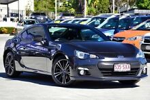 2013 Subaru BRZ Z1 MY13 Grey 6 Speed Manual Coupe Toowong Brisbane North West Preview