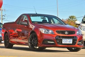 2014 Holden Ute VF MY15 SS Red 6 Speed Manual Utility Victoria Park Victoria Park Area Preview