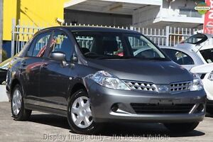 2011 Nissan Tiida C11 S3 ST Gold 4 Speed Automatic Sedan Lansvale Liverpool Area Preview