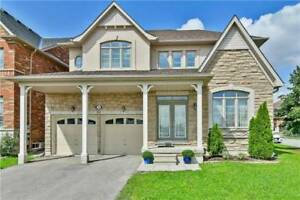 Beautiful Stone & Stucco Cachet Home With Finished Basement!