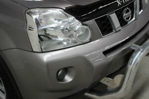 2010 Nissan X-Trail T31 MY10 TL Grey 6 Speed Manual Wagon