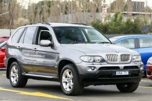 2004 BMW X5 E53 MY04 Steptronic Graphite 6 Speed Sports Automatic Wagon Ringwood East Maroondah Area Preview