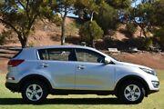 2015 Kia Sportage SL MY15 Si 2WD Silver 6 Speed Sports Automatic Wagon St Marys Mitcham Area Preview