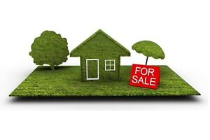Looking for land for sale - to build