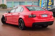 2009 Holden Special Vehicles GTS E Series MY09 Red 6 Speed Sports Automatic Sedan Perth Perth City Area Preview
