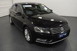 2013 Volkswagen Passat 3C MY13.5 118 TSI Black 7 Speed Automatic Sedan Moorabbin Kingston Area Preview