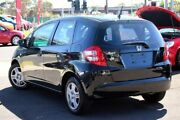 2010 Honda Jazz GE MY10 VTi Black 5 Speed Manual Hatchback Seaford Frankston Area Preview