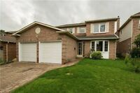 Bright And Spacious 4+1 Bedroom Home In Pickering (Fin Basement)