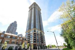 Stunning One Bedroom Corner Unit With Soaring 9 Foot Ceilings