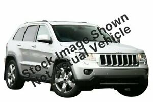 2011 Jeep Grand Cherokee WK MY2011 Overland Grey 5 Speed Sports Automatic Wagon Hoppers Crossing Wyndham Area Preview
