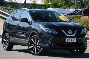 2014 Nissan Qashqai J11 TI Black 1 Speed Constant Variable Wagon Moorooka Brisbane South West Preview