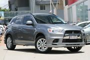 2011 Mitsubishi ASX XA MY12 30th Anniversary 2WD Grey 6 Speed Constant Variable Wagon Hillcrest Logan Area Preview