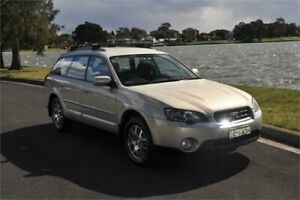 2003 Subaru Outback MY03 Champagne 4 Speed Automatic Wagon Five Dock Canada Bay Area Preview
