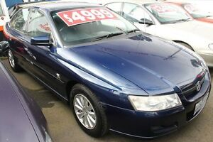 2004 Holden Commodore VZ Acclaim Dark Blue 4 Speed Automatic Sedan Briar Hill Banyule Area Preview