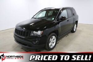 2014 Jeep Compass 4WD NORTH EDITION Leather,  Sunroof,  Bluetoot
