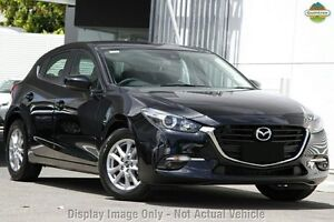 2016 Mazda 3 BN MY17 Touring Jet Black 6 Speed Automatic Hatchback Liverpool Liverpool Area Preview