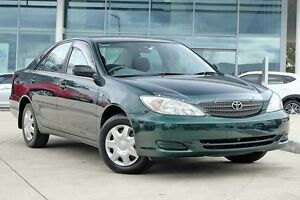 2003 Toyota Camry MCV36R Altise Green 4 Speed Automatic Sedan Baulkham Hills The Hills District Preview