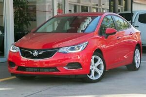 2017 Holden Astra BL MY17 LT Red 6 Speed Sports Automatic Sedan Somerton Park Holdfast Bay Preview