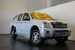 2011 Isuzu D-MAX TF MY10 Limited Edition II (4x4) White 5 Speed Manual Dual Cab Underwood Logan Area Preview