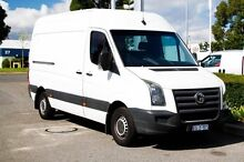 2010 Volkswagen Crafter 2EF1 MY10 35 MWB White Van 2.5l RWD Welshpool Canning Area Preview
