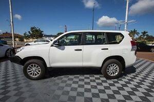 2013 Toyota Landcruiser Prado KDJ150R GX White 5 Speed Sports Automatic Wagon Alfred Cove Melville Area Preview