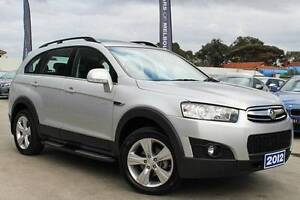 From $85 per week on finance* 2012 Holden Captiva Wagon Coburg Moreland Area Preview