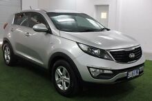 2014 Kia Sportage SL MY14 Si 2WD Silver 6 Speed Sports Automatic Wagon Moonah Glenorchy Area Preview