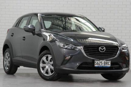 2017 Mazda CX-3 DK2W7A Neo SKYACTIV-Drive Meteor Grey 6 Speed Sports Automatic Wagon