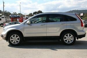 2008 Honda CR-V Silver Automatic Wagon Ferntree Gully Knox Area Preview