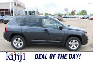 2014 Jeep Compass 4WD NORTH EDITION Leather,  Heated Seats,  Sun