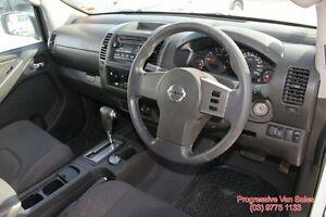 2007 Nissan Navara STX AUTO TDI 4X4 5 Speed Automatic Utility Carrum Downs Frankston Area Preview